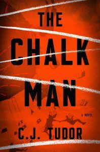 Chalk Man book cover