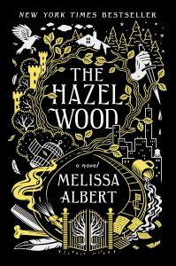Hazel Wood book cover