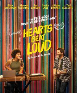 Hearts Beat Loud DVD cover