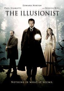 Illusionist DVD cover