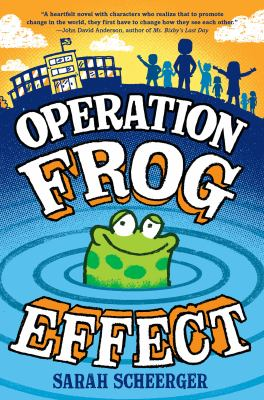 Operation Frog Effect book cover