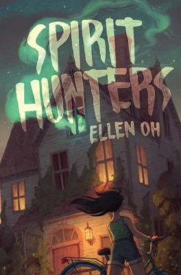 Spirit Hunters book cover
