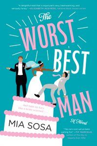 Worst Best Man book cover