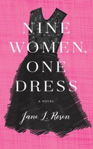 nine women one dress book cover