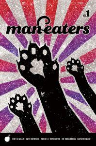 Man-eaters book cover