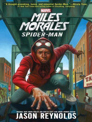 Miles Morales: Spider-Man image cover