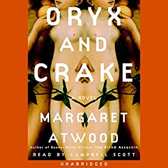 Oryx and Crake image cover