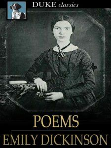 Poems ebook cover