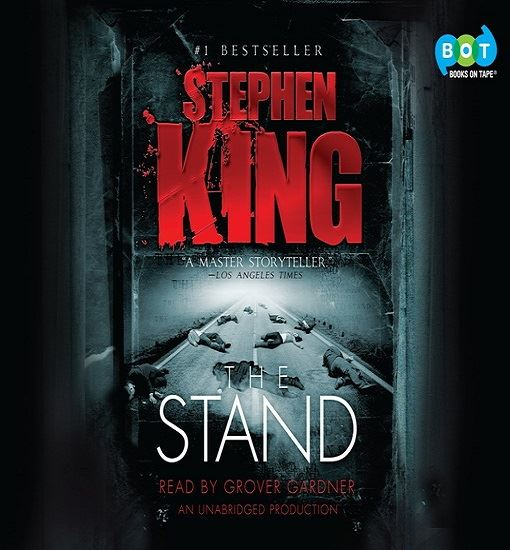 The Stand image cover