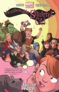 Unbeatable Squirrel Girl Vol 1