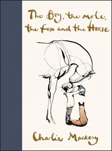 Boy the Mole the Fox and the Horse book cover