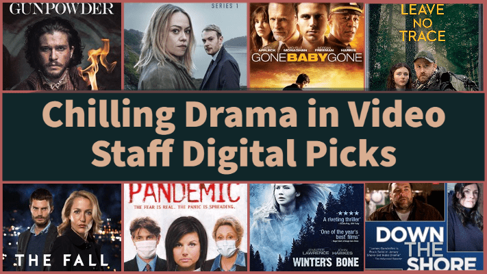 Staff Video Picks Chilling Drama image
