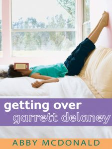 Getting Over Garret Delaney book cover