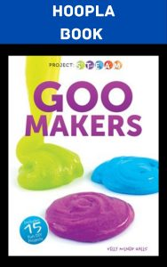Goo Makers Hoopla Book