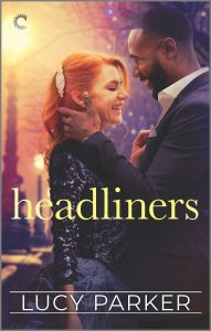 Headliners book cover