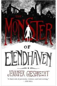 Monster of Elendhaven book cover