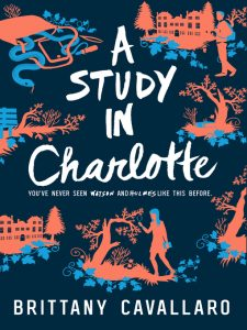 Study in Charlotte book cover