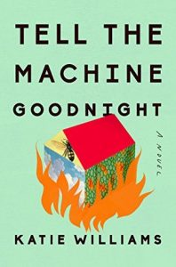 Tell the Machine Goodnight book cover