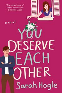 You Deserve Each Other book cover