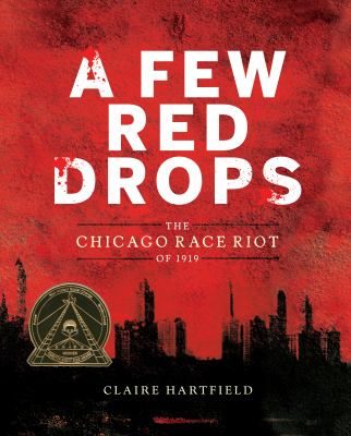 A few red drops - the Chicago Race Riot of 1919 book cover