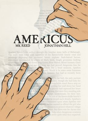 Americus book cover