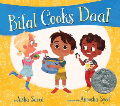 Bilal Cooks Daal book cover