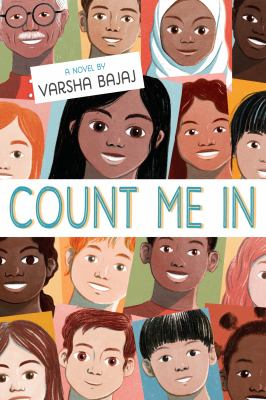 Count Me In book cover