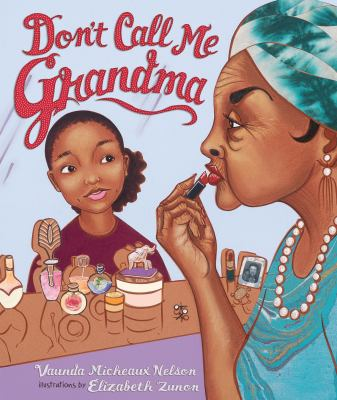 Don't Call Me Grandma book cover