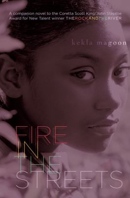 Fire in the streets book cover