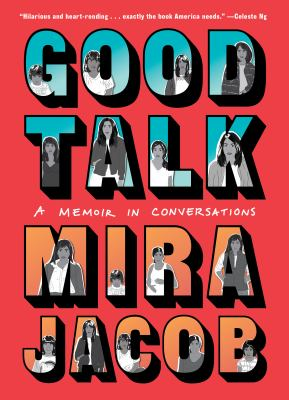Good talk - a memoir in conversations book cover