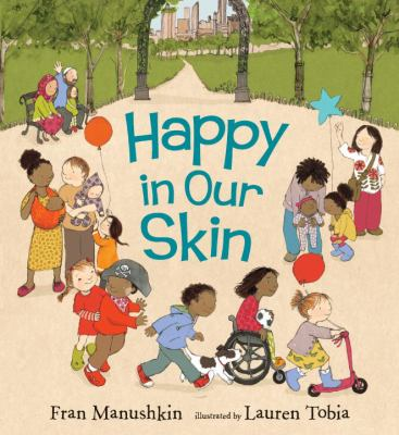 Happy in Our Skin book cover