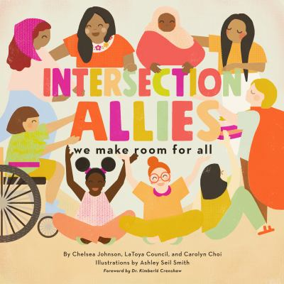 Intersection Allies- We Make Room for All book cover