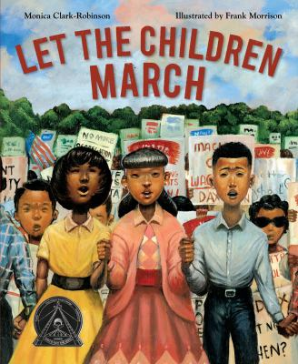Let the children march book cover