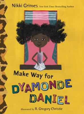 Make Way for Dyamonde Daniel book cover