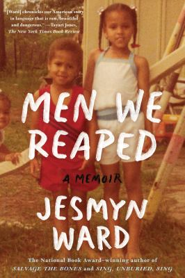 Men we reaped memoir book cover