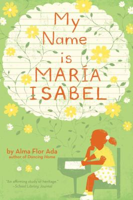 My Name is Maria Isabel book cover