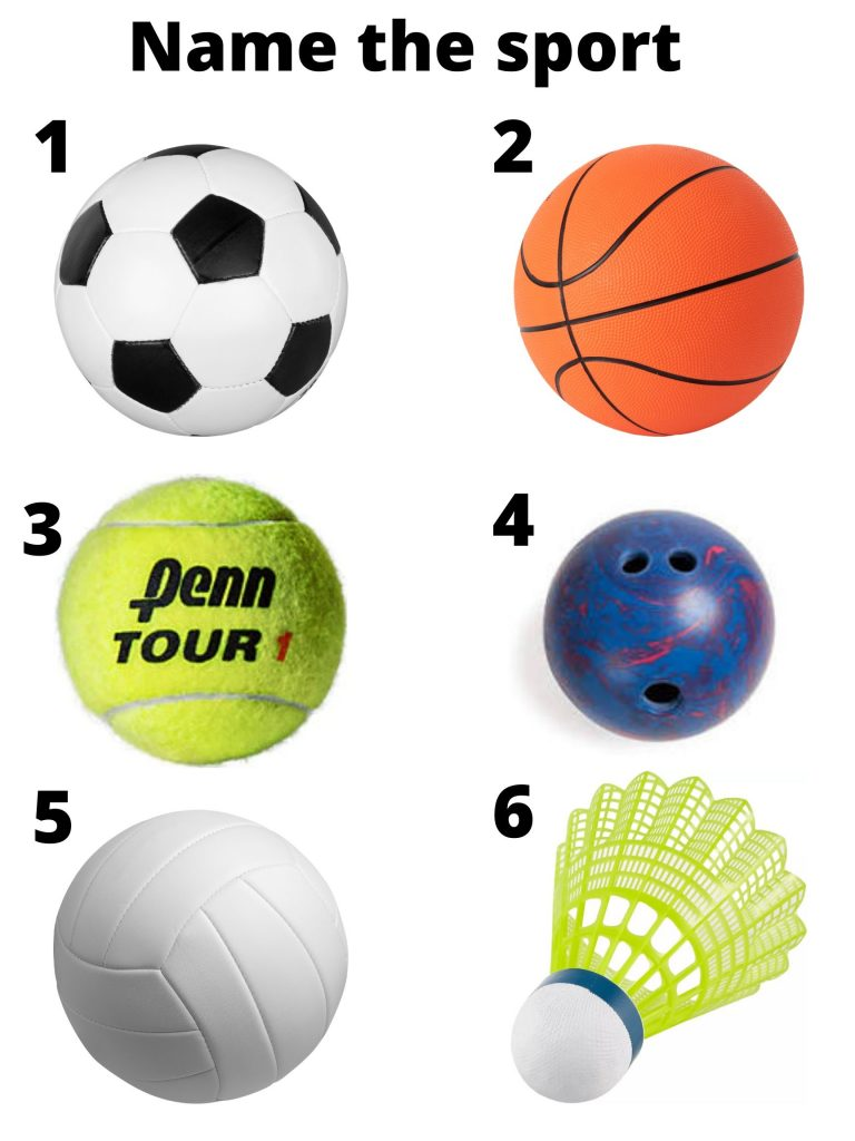 name the sport