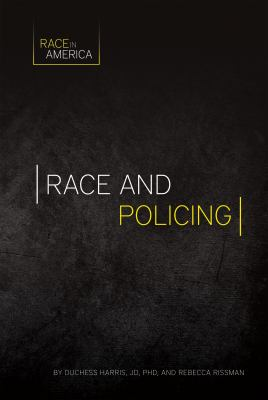 Race and policing book cover