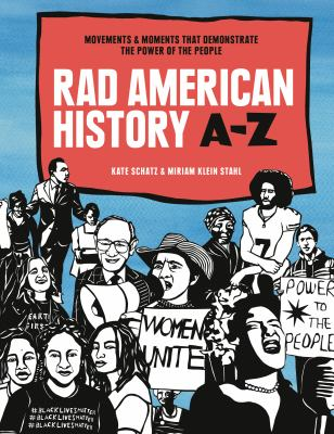 Rad American History- A-Z- Movements that Demonstrate the Power of the People book cover