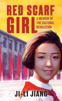 Red Scarf Girl- A Memoir of The Cultural Revolution book cover