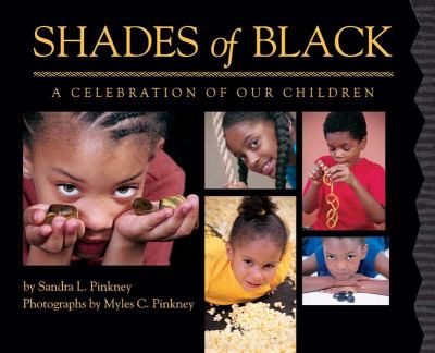 Shades of Black - A Celebration of our Children book cover