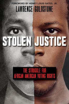 Stolen justice - the struggle for African American voting rights book cover