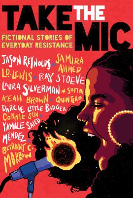 Take the mic - fictional stories of everyday resistance book cover