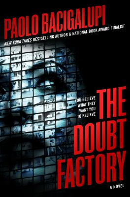 The Doubt Factory book cover
