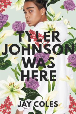 Tyler Johnson was here book cover