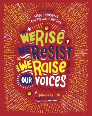 We Rise, We Resist, We Raise Our Voices book cover