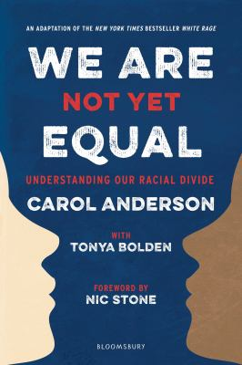 We are not yet equal - understanding our racial divide book cover