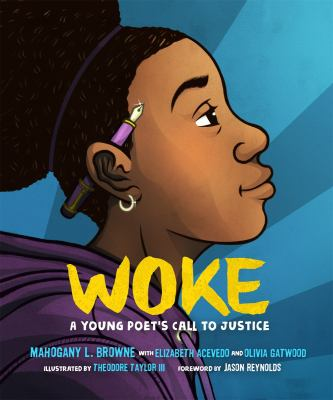 Woke: A Young Poet's Call to Justice book cover