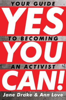 Yes you can! - your guide to becoming an activist book cover