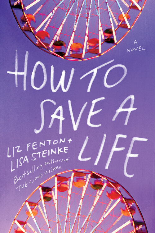 how to save a life book cover